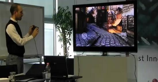 Epic Citadel na LG Optimus 2X