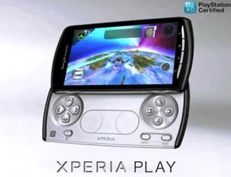 ICS dla smartfonów Sony Xperia – przesunięty