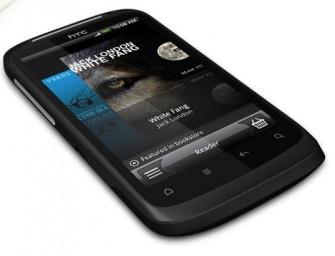 ROM HTC Runnymede przeportowany dla Desire S