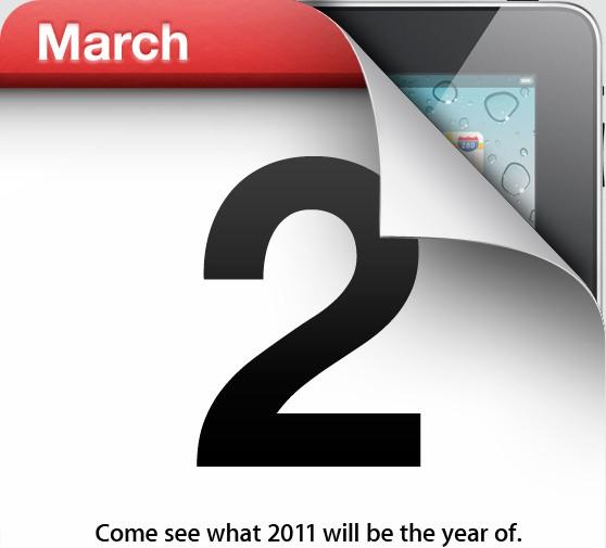 iPad 2 - 2 marca