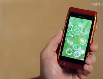 Nokia Bubbles, czyli bąbelkowy LockScreen dla Nokii N8