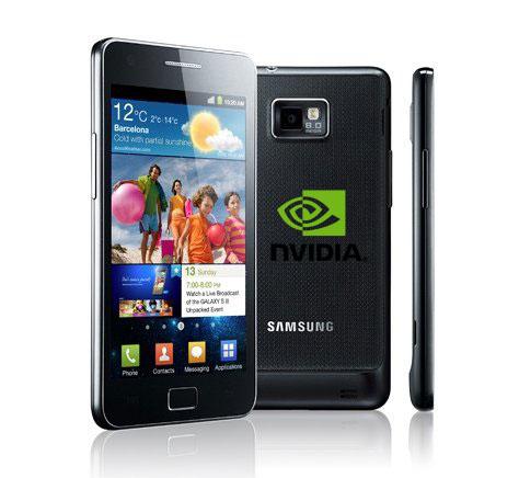 Samsung Galaxy S II - NVIDIA