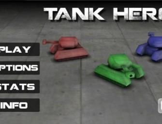 Aplikacja dnia – Tank Hero (Android)
