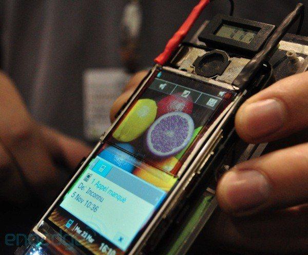 CTIA - panel solarny na smartfon