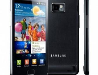 Jelly Bean dla Galaxy S II – Samsung opublikował szczegóły aktualizacji