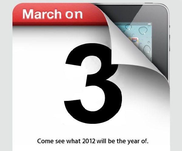 iPad 3 promo