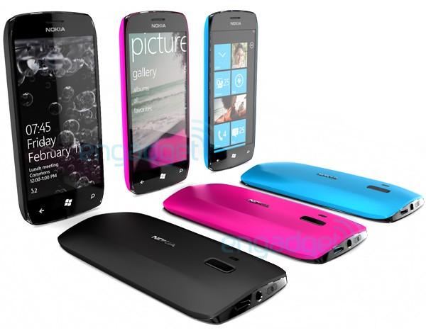 Nokia z WP7