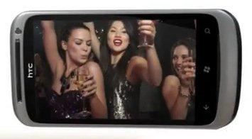 HTC 12MP smartfon