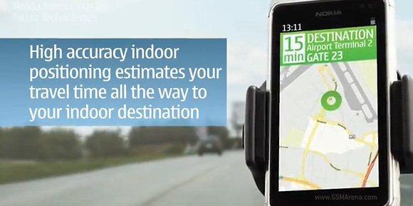 Nokia - nawigacja