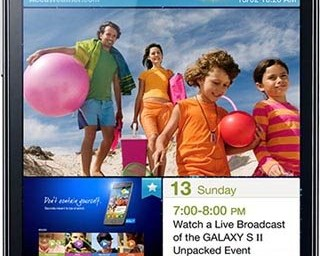 Samsung Galaxy S II już w Polsce