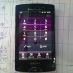 Sony Ericsson XPERIA Mini Pro II