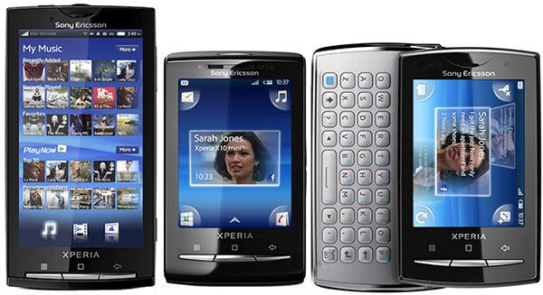 Sony Ericsson - Xperie