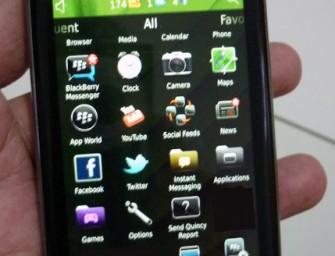 Nowy model BlackBerry – Monaco / Monza