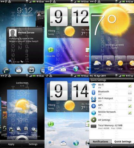HTC Sensation - ROM