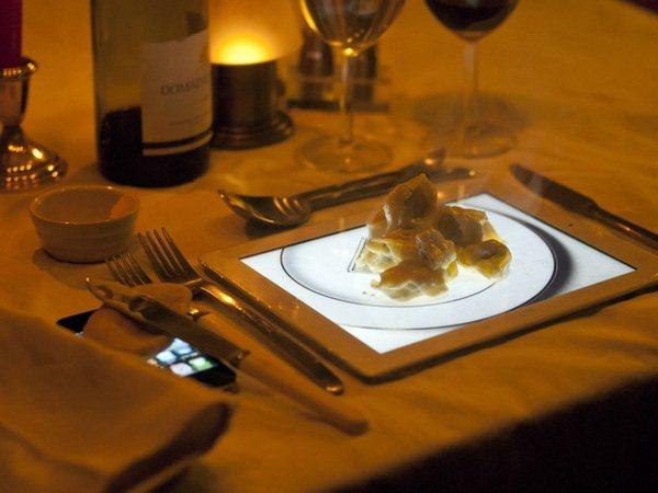 iPad 2 - talerz