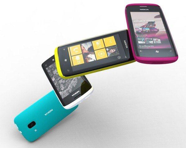 Nokia z WP