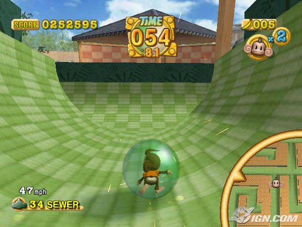 Sega Super Monkey Ball