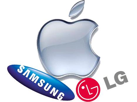 Apple - Samsung LG