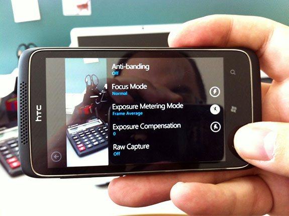 HTC 12MP