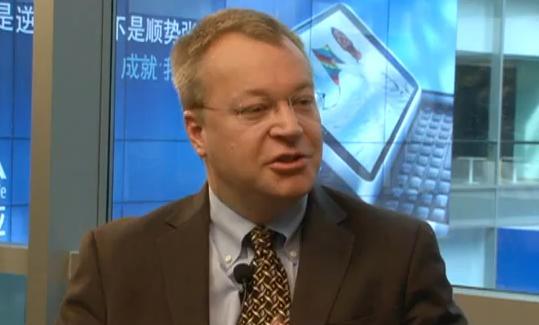 Nokia - Stephen Elop