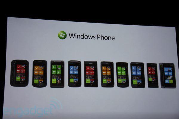 Qualcomm Snapdragon w urządzeniach Windows Phone