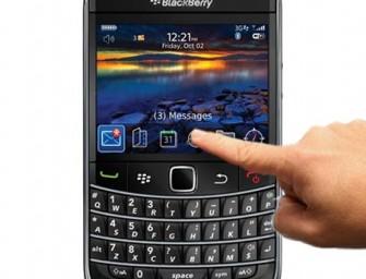BlackBerry Bold 9900/9930 (Bold Touch) oficjalnie