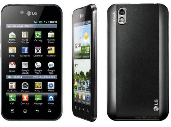 LG Swit Black