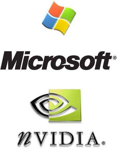 Microsoft i nVidia