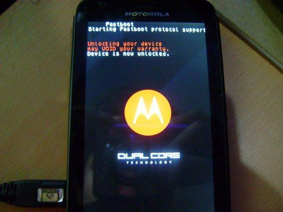 Motorola Atrix 4G - odblokowana