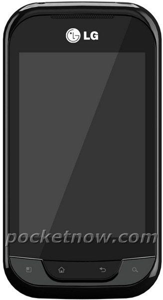 LG Gelato NFC