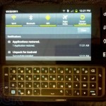 Samsung Galaxy S II - QWERTY