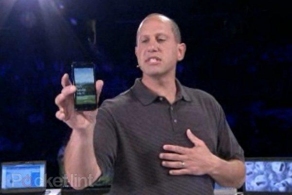 Samsung Galaxy S II - WP7