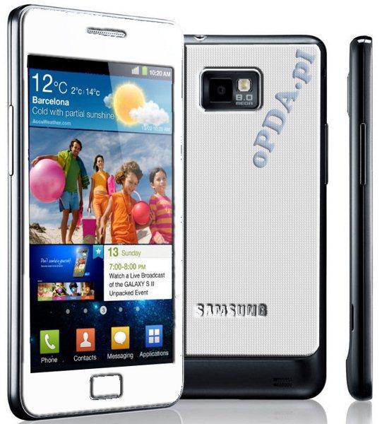 Samsung Galaxy S II - White
