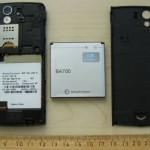 Sony Ericsson Xperia Ray - bateria