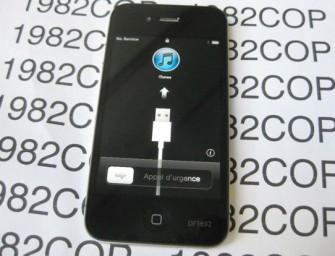 Prototyp iPhone 4 wystawiony na eBay