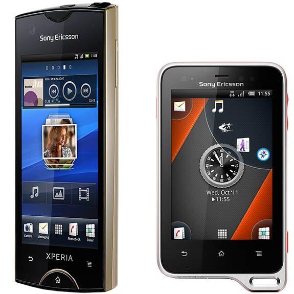 Sony Ericsson Xperia Ray i Active