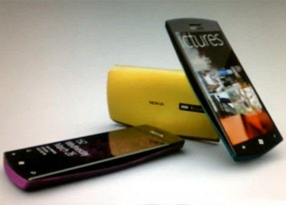 Nokia WP7 - smartfon