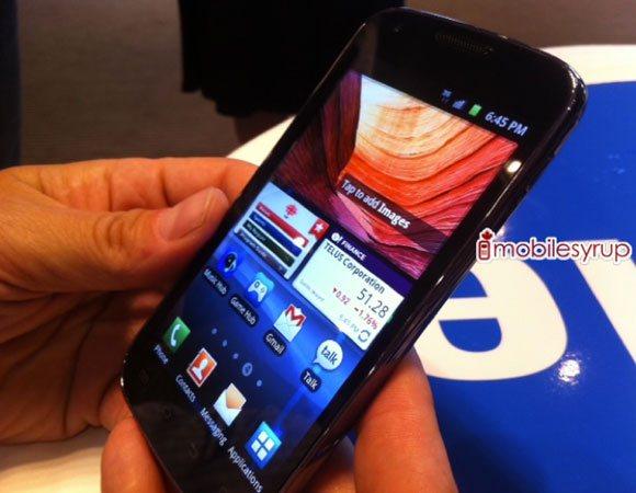 Samsung Galaxy S II Hercules