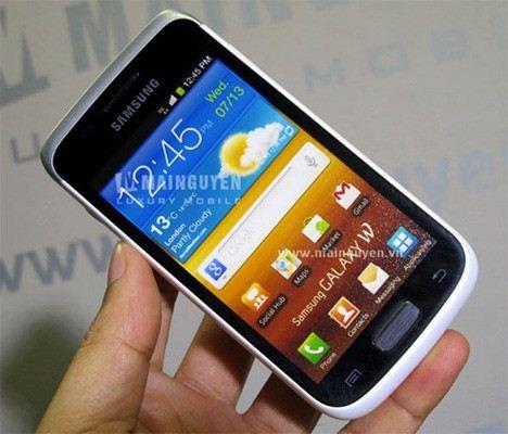 Samsung Galaxy W - biały