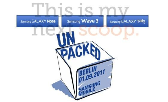 Samsung - IFA 2011