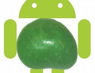 Galaxy Nexus pierwszym smartfonem, który dostanie Android 4.1 Jelly Bean