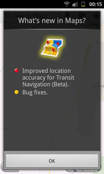 Google Maps 5.10.1