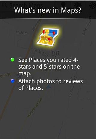 Google Maps 5.10