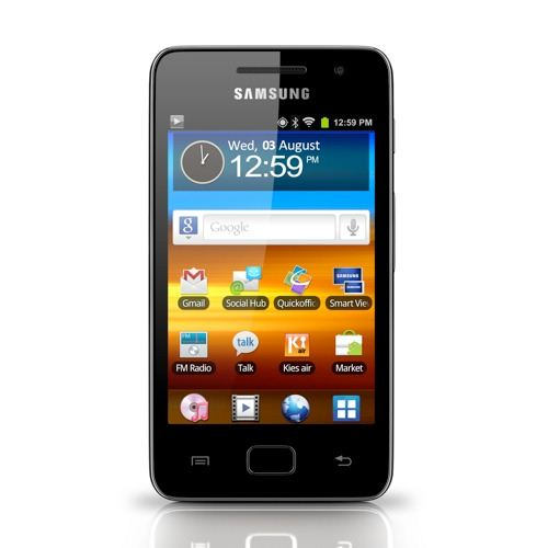Samsung Galaxy S WiFi 3.6
