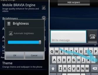 Android 2.3.4 dla Xperia Play i Xperia Arc