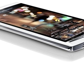 Sony przygotowuje model Xperia Arc HD z ekranem 720p?