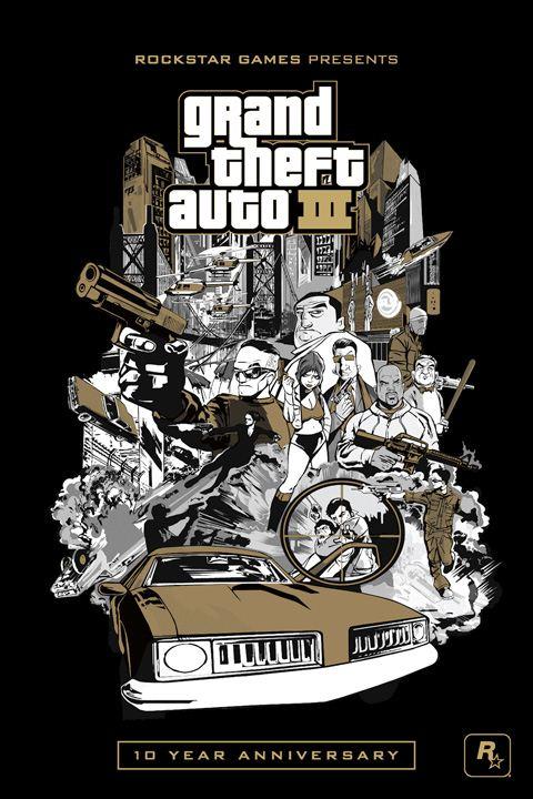GTA 3 - Anniversary