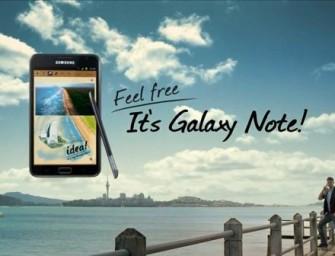 Wyciekł Jelly Bean 4.1.2 dla Galaxy Note
