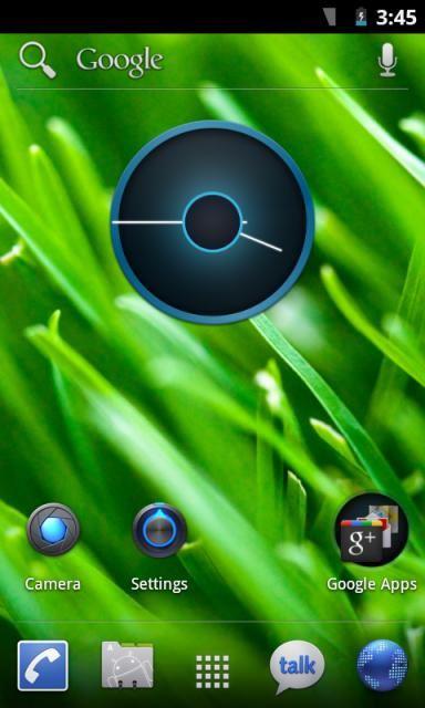 Samsung Nexus S - ICS