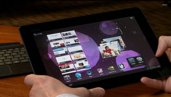 Asus Transformer Prime - Android ICS